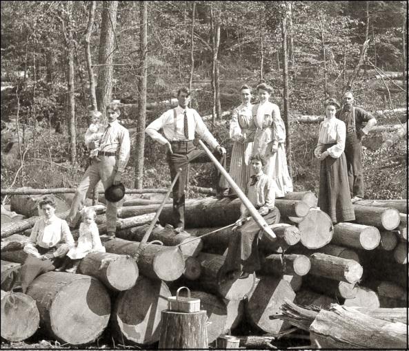 """""""Lumber - Boom To Barons"""""""