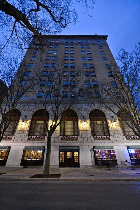 The Historic Genetti Hotel 200 West Fourth Street