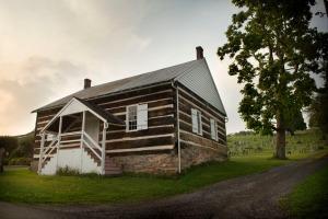 9a Dunkard Meeting House
