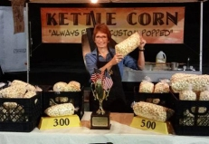 KC KEttle Corn